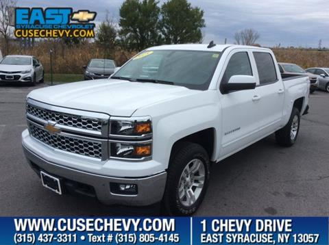 2015 Chevrolet Silverado 1500 for sale in East Syracuse, NY