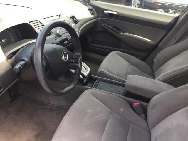 2008 Honda Civic LX 4dr Sedan 5A - Bristol CT