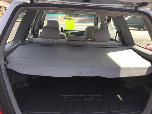 2003 Subaru Forester AWD XS 4dr Wagon - Bristol CT