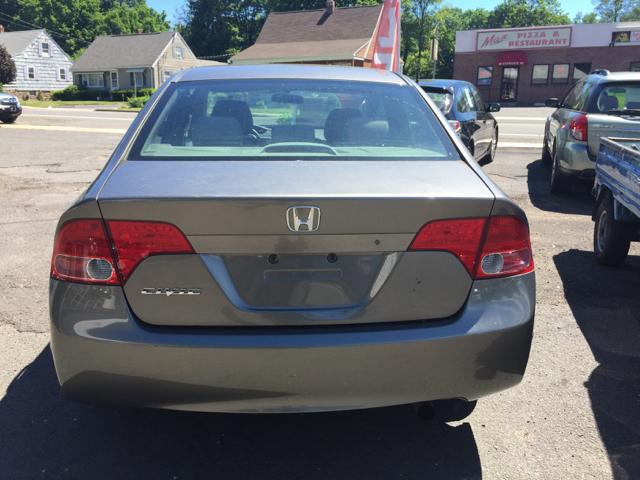 2008 Honda Civic LX 4dr Sedan 5M - Bristol CT