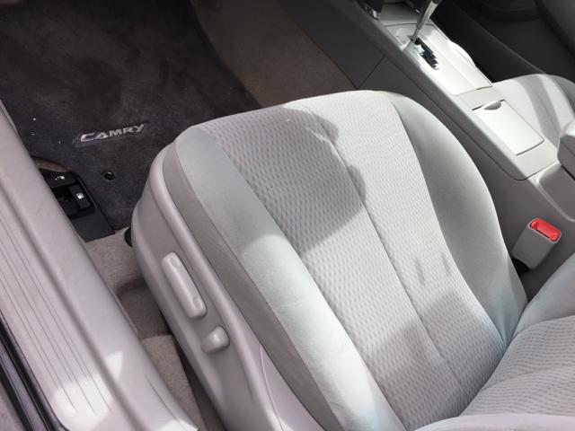 2011 Toyota Camry LE 4dr Sedan 6A - Bristol CT