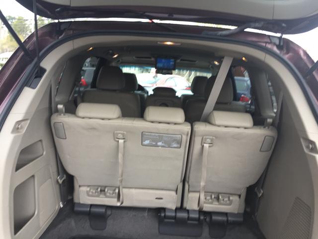 2012 Honda Odyssey EX-L w/DVD 4dr Mini Van w/DVD - Bristol CT