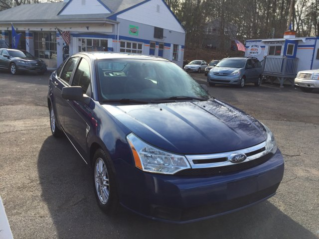2008 Ford Focus SE 4dr Sedan - Bristol CT