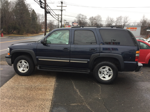 2004 Chevrolet Tahoe for sale in Bristol, CT