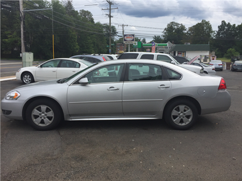 2011 Chevrolet Impala for sale in Bristol, CT