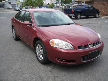 2006 Chevrolet Impala for sale in Schenectady, NY
