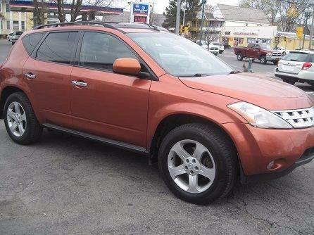 2005 Nissan Murano for sale in Schenectady, NY