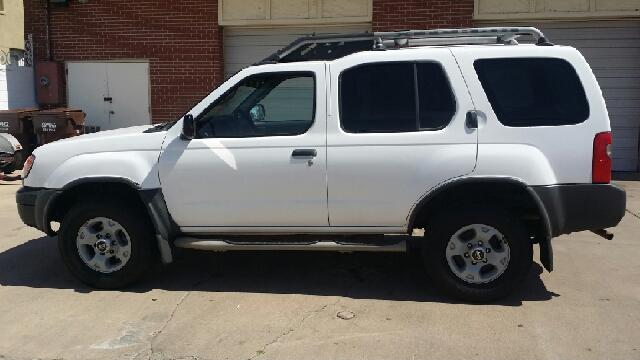 2000 Nissan Xterra 4dr XE V6 SUV   Wichita KS