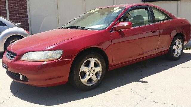 1998 Honda Accord EX V6 2dr Coupe   Wichita KS