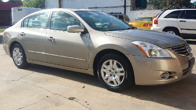 2011 Nissan Altima 25 S 4dr Sedan In Wichita Ks Jc Auto Sales