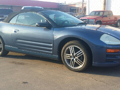 2003 Mitsubishi Eclipse Spyder for sale in Wichita, KS
