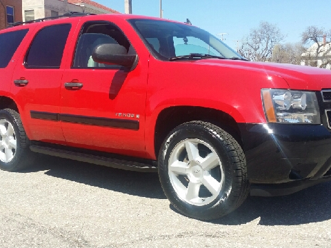 Used 2008 Chevrolet Tahoe For Sale In Kansas