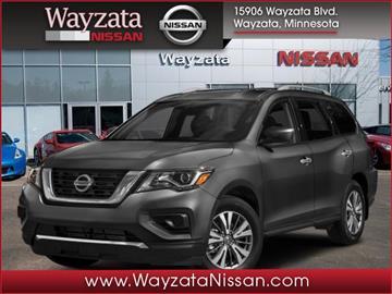 2017 Nissan Pathfinder for sale in Wayzata, MN