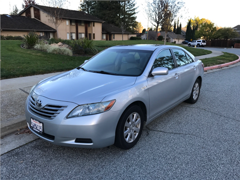 2007 Toyota Camry for sale in Cupertino, CA