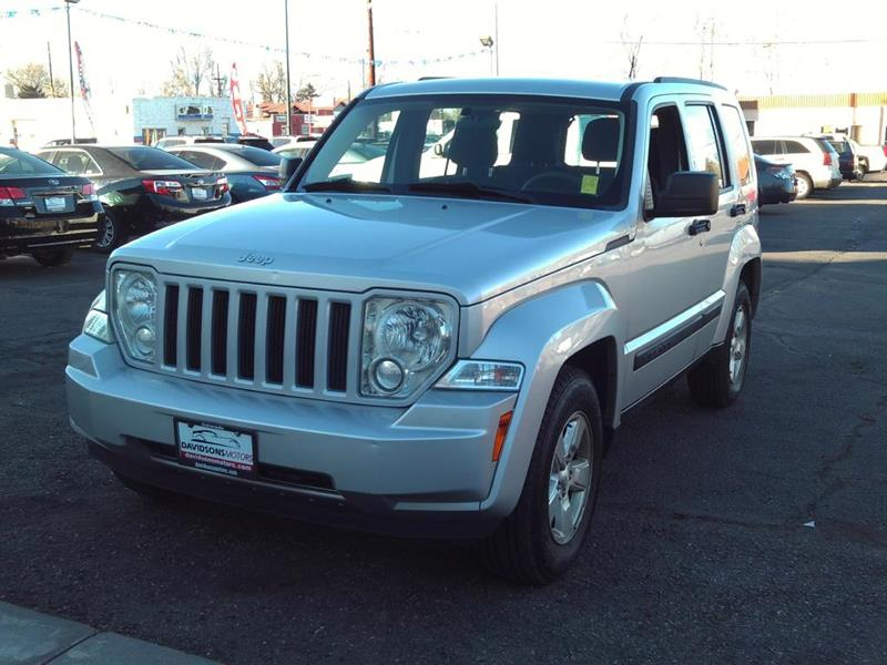 2012 Jeep Liberty For Sale Carsforsale Com