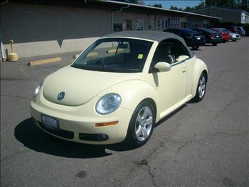 2006 Volkswagen New Beetle for sale in Aurora, CO