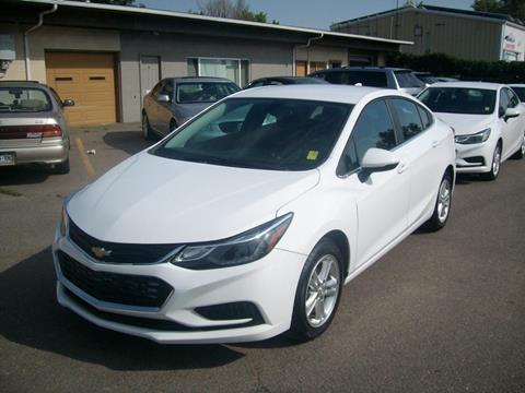 2017 Chevrolet Cruze for sale in Aurora, CO
