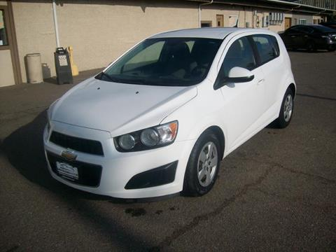 2013 Chevrolet Sonic for sale in Aurora, CO