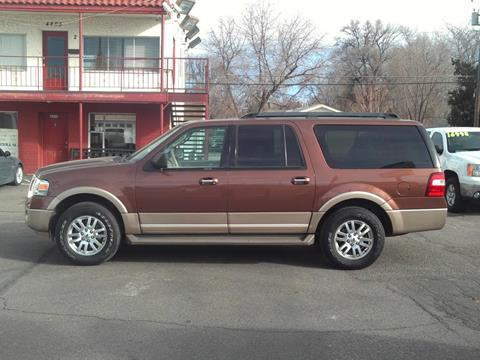 Ford Expedition El >> Used Ford Expedition El For Sale In Colorado Carsforsale Com