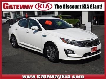 2014 Kia Optima Hybrid for sale in North Brunswick, NJ