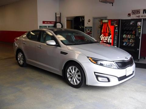 2014 Kia Optima for sale in North Brunswick NJ