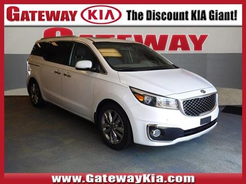 2015 Kia Sedona for sale in North Brunswick NJ
