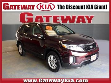 2015 Kia Sorento for sale in North Brunswick NJ