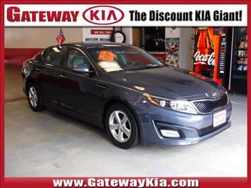2015 Kia Optima for sale in North Brunswick NJ