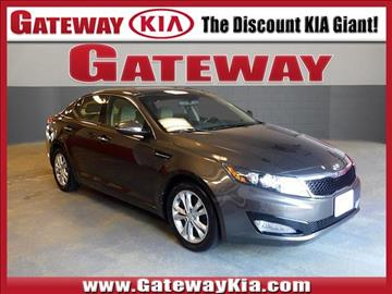2013 Kia Optima for sale in North Brunswick, NJ