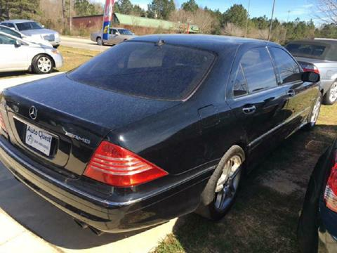 2005 Mercedes-Benz S-Class for sale in Mobile, AL