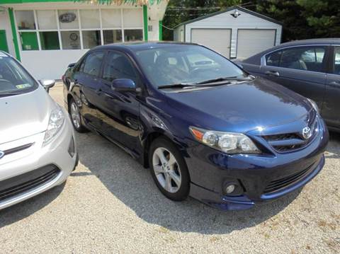 2011 Toyota Corolla for sale in Belle Vernon, PA