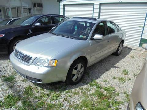2001 audi a6 for sale