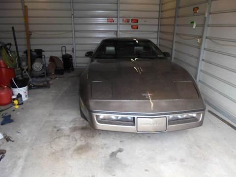 1984 Chevrolet Corvette for sale in Belle Vernon, PA