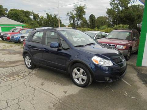 2010 Suzuki SX4 Crossover for sale in Belle Vernon, PA