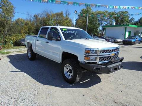 2014 Chevrolet Silverado 1500 for sale in Belle Vernon, PA