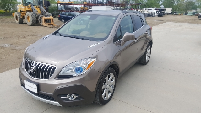 2013 Buick Encore Leather 4dr Crossover - Appleton WI