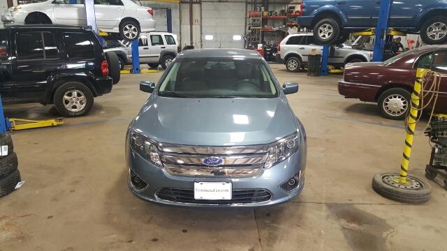 2012 Ford Fusion SEL 4dr Sedan - Appleton WI
