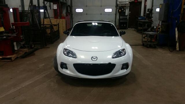 2013 Mazda MX-5 Miata Club 2dr Convertible 6M w/Power Hard Top - Appleton WI