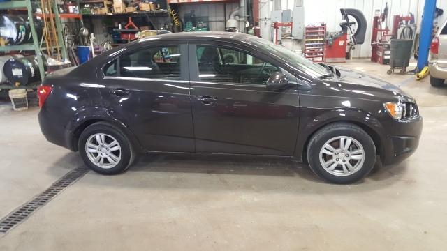 2015 Chevrolet Sonic LT Auto 4dr Sedan - Appleton WI