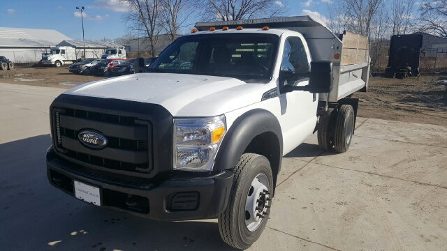 2014 Ford F-450 Super Duty 4x4 Lariat 4dr Crew Cab 8 ft. LB DRW Pickup - Appleton WI