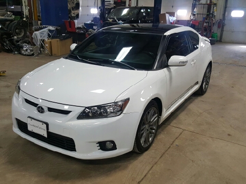 Scion tc for sale wisconsin for Schoepp motors middleton wi