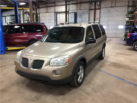 2005 Pontiac Montana SV6 for sale in Appleton, WI