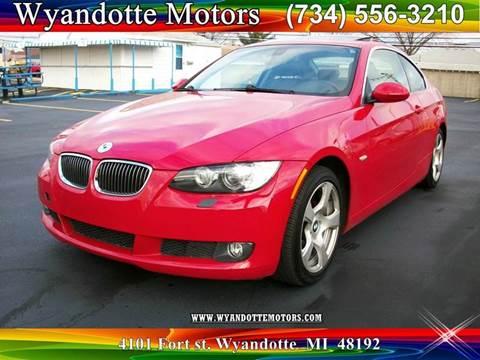 2007 BMW 3 Series for sale in Wyandotte, MI