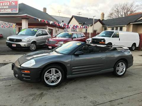 2003 Mitsubishi Eclipse Spyder for sale in Milwaukee, WI
