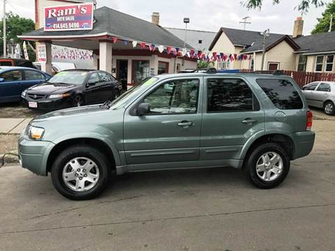 2006 Ford Escape for sale in Milwaukee, WI