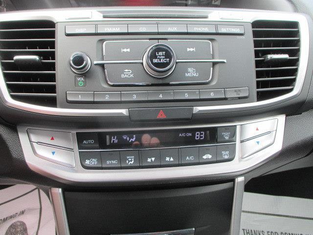 2015 Honda Accord Sport 4dr Sedan CVT - Lancaster NH