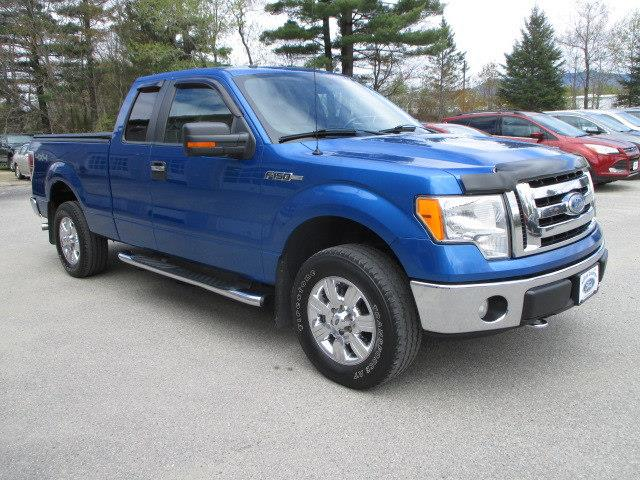 2009 Ford F-150 4x4 XLT 4dr SuperCab Styleside 6.5 ft. SB - Lancaster NH