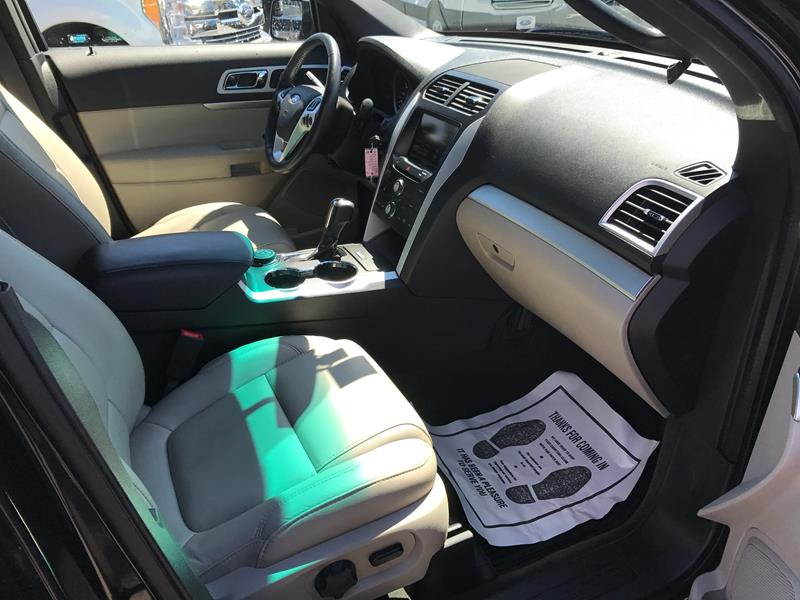 2015 Ford Explorer AWD XLT 4dr SUV - Lancaster NH