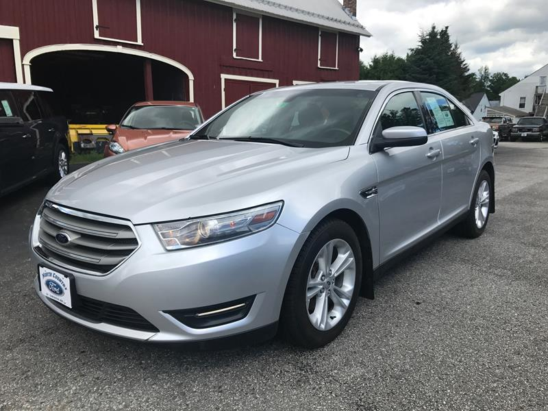 2013 Ford Taurus AWD SEL 4dr Sedan - Lancaster NH