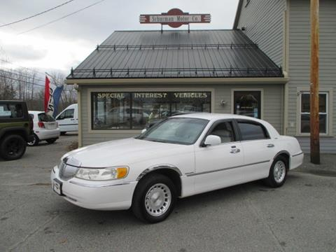 1999 Lincoln Town Car for sale in Lancaster, NH